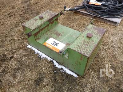 Saddle Tank