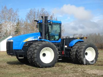 2008 NEW HOLLAND T9040 4WD Tractor