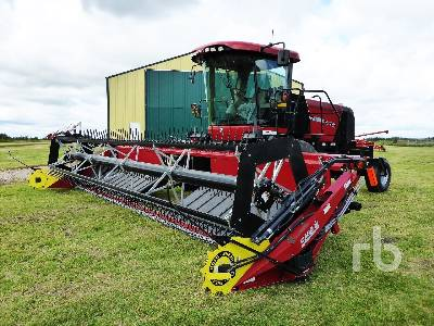 2005 CASE IH WDX1202 25 Ft Swather
