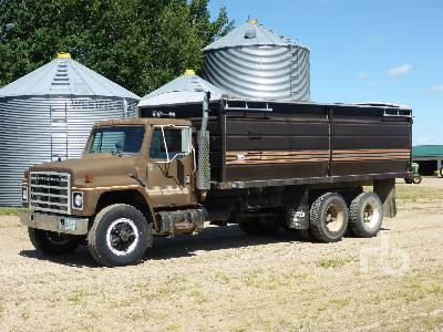 International Grain Truck For Sale   IronPlanet