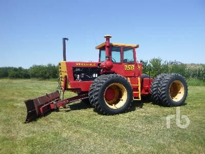 1972 VERSATILE 750 4WD Tractor