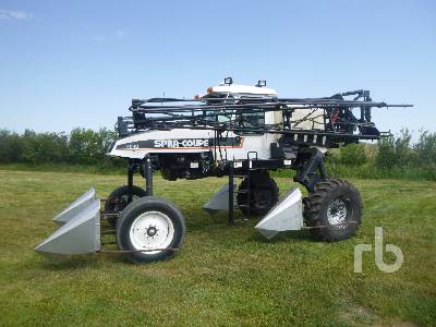 2004 SPRA-COUPE 4640 80 Ft High Clearance Sprayer