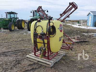 HARDI 25 Ft 3 Pt Hitch Sprayer