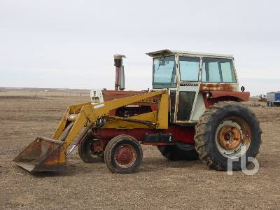1966 COCKSHUTT 1850 2WD Antique Tractor