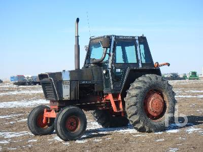 1970 CASE IH 1170 2WD Tractor