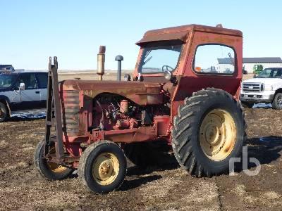 1949 MASSEY HARRIS 44 2WD Antique Tractor