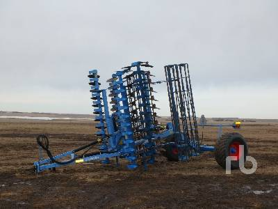 2014 LEMKEN HELIDOR 8/600KA 20 Ft Vertical Disc