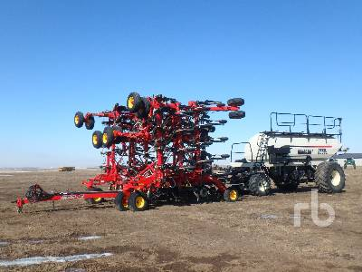 2013 BOURGAULT 3320PHD QDA 50 Ft Air Drill