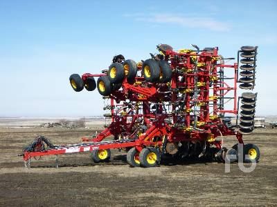 2017 BOURGAULT 5810 52 Ft Air Drill
