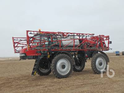 2014 CASE IH PATRIOT 3330 100 Ft High Clearance Sprayer