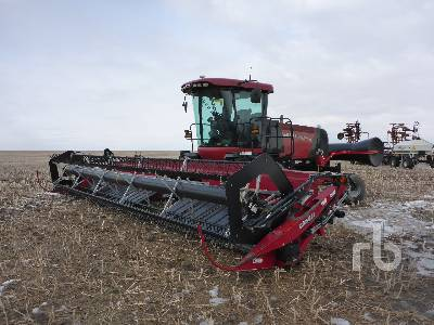 2010 CASE IH WD1203 30 Ft Swather