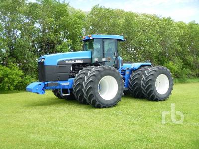 2000 NEW HOLLAND 9884 4WD Tractor