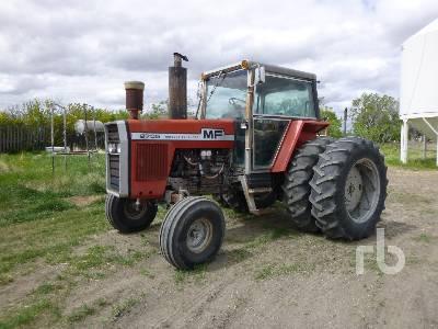 1981 MASSEY FERGUSON 2705 2WD Tractor