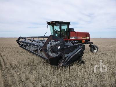 2002 HESSTON 8250 30 Ft Swather