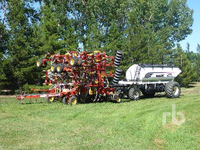2009 BOURGAULT 5710 SERIES II 47 Ft Air Drill