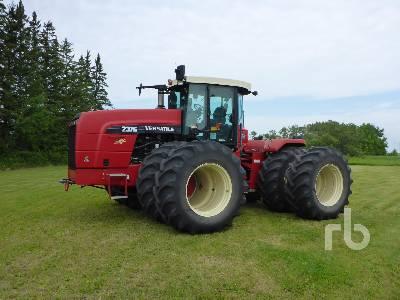 2010 VERSATILE 2375 4WD Tractor
