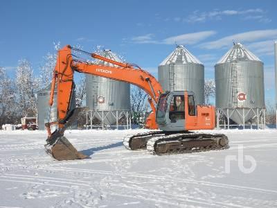 HITACHI ZX225USRLC Hydraulic Excavator