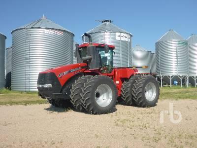 2017 CASE IH STEIGER 470HD 4WD Tractor