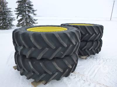 GOODYEAR Qty Of 4 620/70R46 Tires & Rims Parts - Other