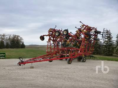 2001 BOURGAULT 9400 60 Ft Deep Tillage Cultivator