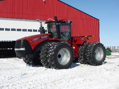 2013 CASE IH STEIGER 400 4WD Tractor