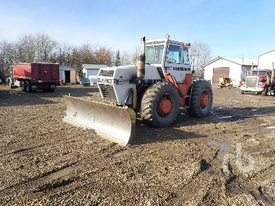 1980 CASE 4690 4WD Tractor