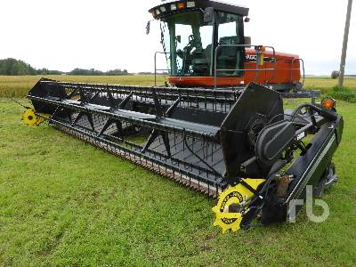 2008 HESSTON 9345 25 Ft Swather