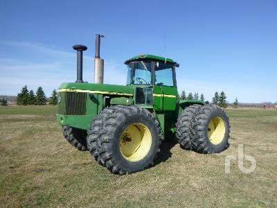 JOHN DEERE 8430 4WD Tractor