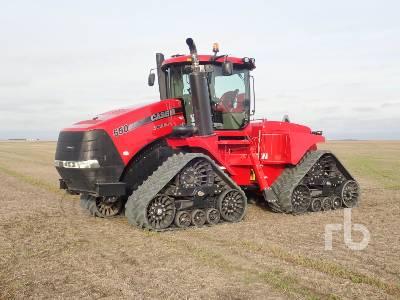 2012 CASE IH 550 Quadtrac Track Tractor