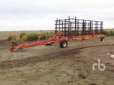 2002 BOURGAULT 7200 72 Ft Heavy Harrows