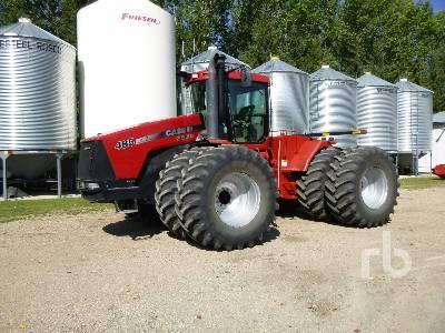 2010 CASE IH STEIGER 485 4WD Tractor