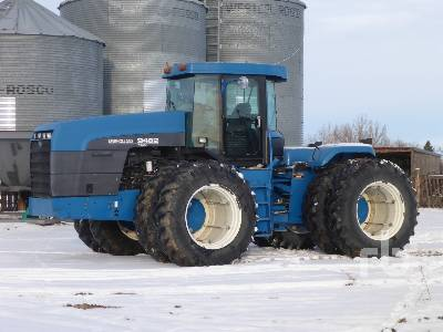 1997 NEW HOLLAND 9482 4WD Tractor