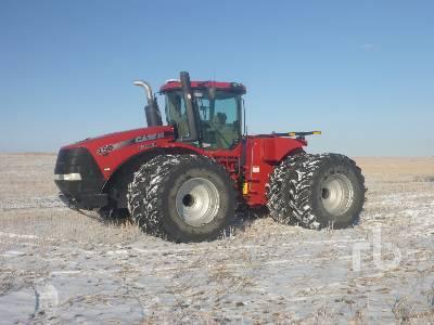 2011 CASE IH STEIGER 450 HD 4WD Tractor