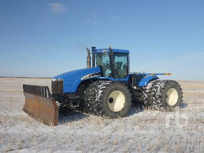 2006 NEW HOLLAND TJ425 4WD Tractor
