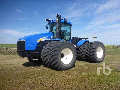 2010 NEW HOLLAND 9040 4WD Tractor