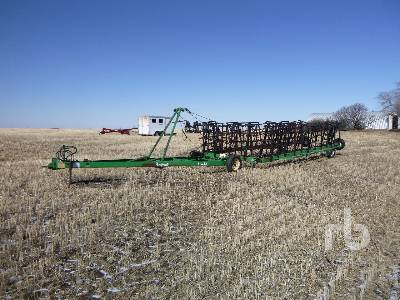 FLEXI-COIL SYSTEM 82 70 Ft Harrows