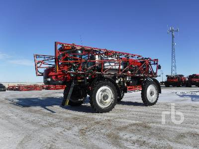 2008 CASE IH PATRIOT 4420 100 Ft High Clearance Sprayer
