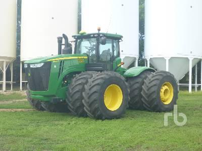 2014 JOHN DEERE 9460R 4WD Tractor