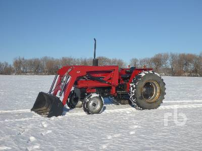 CASE IH 685 2WD Tractor