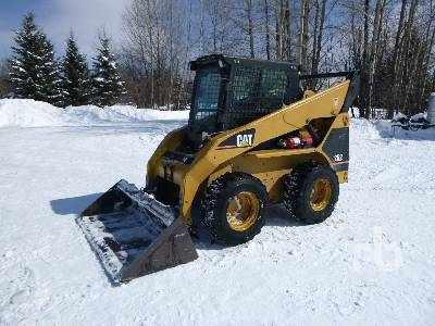 2002 CATERPILLAR 252 Skid Steer Loader