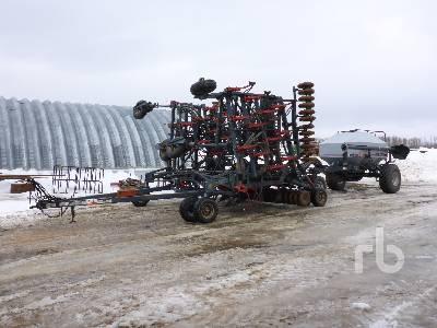 1998 FLEXI-COIL 5000 45 Ft Tow-Behind Air Drill
