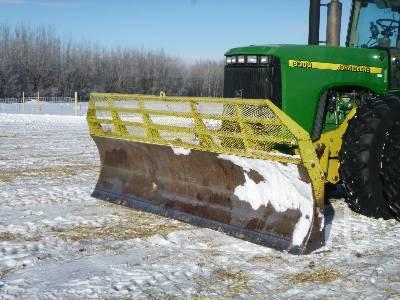 DEGELMAN 16-1H/A 16 Ft Hydraulic 4 Way Tractor Dozer