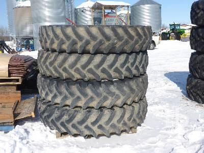 FIRESTONE (4) 380/90R46 Tire