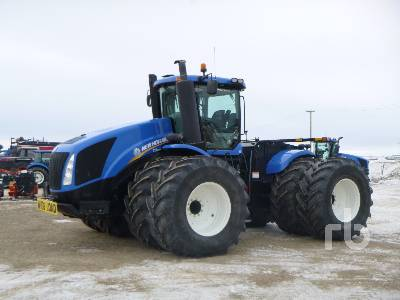2013 NEW HOLLAND T9.615 4WD Tractor