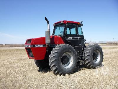 1985 CASE IH 4694 4WD Tractor