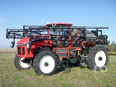 2011 APACHE AS1020 100 Ft High Clearance Sprayer