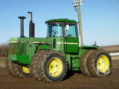 1979 JOHN DEERE 8440 4WD Tractor