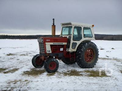 1973 INTERNATIONAL F 966 Farmall 2WD Tractor