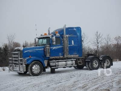 2006 WESTERN STAR 4900EX 6x4 Sleeper Truck Tractor (T/A)