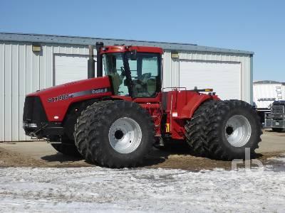 2006 CASE STX480HD 4WD Tractor